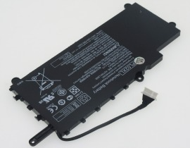 751875-001 batteri, 7.6V 3800mAh HP 751875-001 laptop batterier