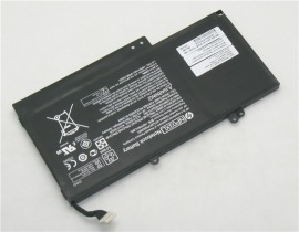 Envy 15-u252na batteri, 11.4V 3720mAh hp envy 15-u252na laptop batterier