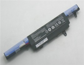W940s series hög kapacitet batteri, 11.1V 5600mAh clevo w940s series laptop batterier