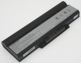 2225 Series hög kapacitet batteri, 11.1V 7200mAh AVERATEC 2225 Series laptop batterier