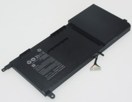 Z7 Series batteri, 14.8V 4054mAh HASEE Z7 Series laptop batterier