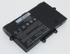P870dm3-g hög kapacitet batteri, 15.12V 6000mAh clevo p870dm3-g laptop batterier