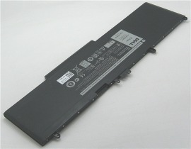 4f5yv hög kapacitet batteri, 11.4V 7260mAh dell 4f5yv laptop batterier