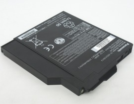 Toughbook cf-30 batteri, 11.1V 3900mAh panasonic toughbook cf-30 laptop batterier