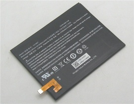 Iconia Talk S A1-724 batteri, 3.8V 3780mAh acer Iconia Talk S A1-724 laptop batterier