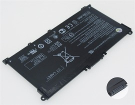 Tf03xl batteri, 11.55V 3470mAh hp tf03xl laptop batterier