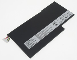 Bty-m6j hög kapacitet batteri, 11.4V 5700mAh msi bty-m6j laptop batterier
