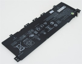 Envy 13-ah0075nr batteri, 15.4V 3454mAh hp envy 13-ah0075nr laptop batterier