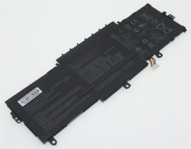 Bx433fn hög kapacitet batteri, 11.55V 5775mAh asus bx433fn laptop batterier