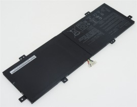Ux431fb hög kapacitet batteri, 7.7V 6100mAh asus ux431fb laptop batterier