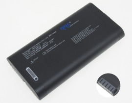 Rrc2054-2 hög kapacitet batteri, 14.4V 6900mAh rrc rrc2054-2 laptop batterier