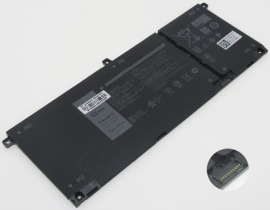 9077g batteri, 15V 3530mAh dell 9077g laptop batterier